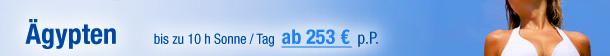Ägypten ab 253 €